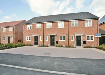 Thumbnail 2 bed terraced house to rent in Elm Bridge Mead, Benson, Wallingford