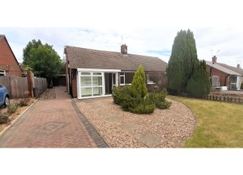 Thumbnail 2 bed semi-detached bungalow to rent in Asquith Boulevard, West Knighton, Leicester