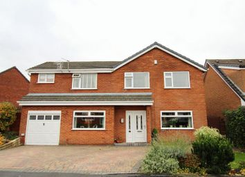 Thumbnail 5 bed detached house for sale in Riding Close, Astley, Tyldesley, Manchester