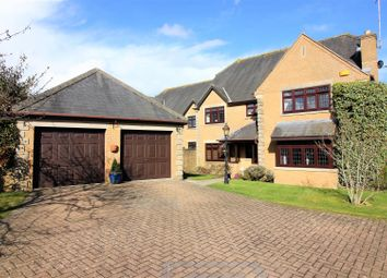 Thumbnail 5 bedroom detached house for sale in Gartons Road, Middleleaze, Swindon