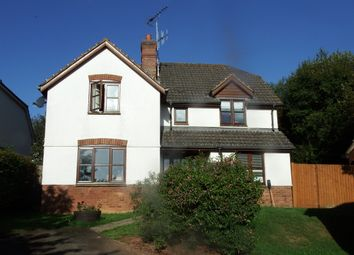 Thumbnail 4 bedroom detached house to rent in Thornes Meadow, Duncideock