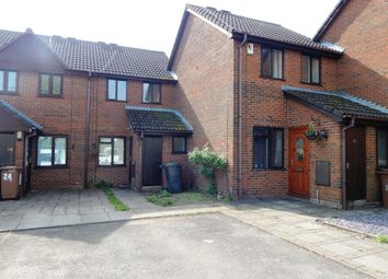 Thumbnail 2 bed terraced house to rent in Morley Road, Burntwood
