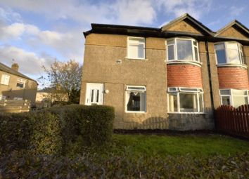 Thumbnail 2 bed flat for sale in Lammermoor Avenue, Glasgow