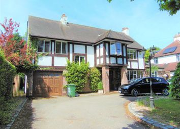 Thumbnail 5 bed detached house to rent in Rickman Hill Road, Chipstead, Coulsdon