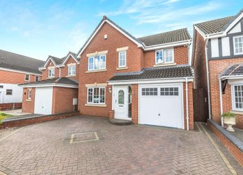 Thumbnail 4 bed detached house for sale in Alwin Road, Rowley Regis