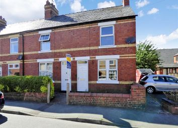 Thumbnail 2 bed end terrace house for sale in Victoria Street, Oswestry