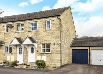 Thumbnail 2 bed semi-detached house for sale in Lancaster Place, Carterton