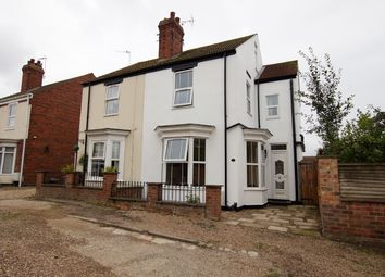 Thumbnail 4 bedroom semi-detached house for sale in South Parade, Saxilby, Lincoln