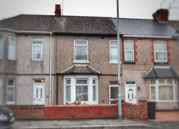 Thumbnail 3 bed terraced house for sale in Nash Road, Newport