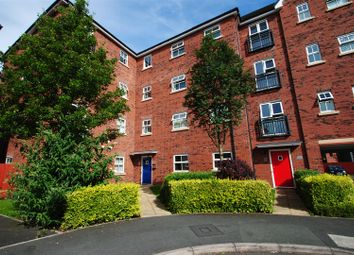 Thumbnail 2 bed flat to rent in Holywell Drive, Trinity Green, Warrington