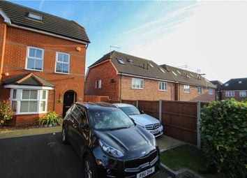 Thumbnail 4 bedroom end terrace house for sale in Dashwood Close, Camberley, Surrey