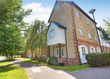 Thumbnail 2 bed flat for sale in Maybold Crescent, Swindon, Wiltshire