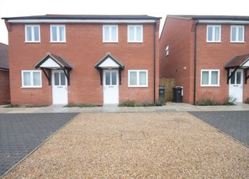 Thumbnail 2 bed property to rent in Glebe Road, Didcot, Oxon