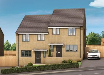 "Thumbnail 3 bed property for sale in ""The Bailey At Woodlands View, Bradford"" at Poplars Park Road, Bradford"