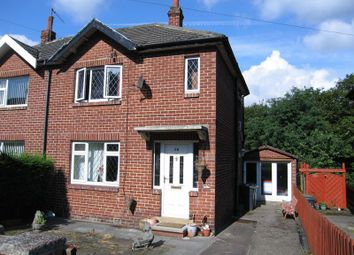Thumbnail 2 bed semi-detached house to rent in Hangingstone Road, Berry Brow
