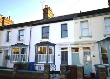 Thumbnail 2 bed terraced house for sale in Queens Road, Faversham