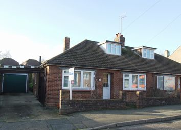 Thumbnail 2 bed bungalow for sale in Kingswood Road, Dunton Green, Sevenoaks