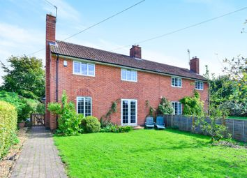 Thumbnail 3 bed semi-detached house for sale in New Stud Cottages, Sandley, Gillingham