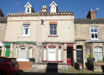 Thumbnail 4 bedroom town house for sale in Neville Terrace, York
