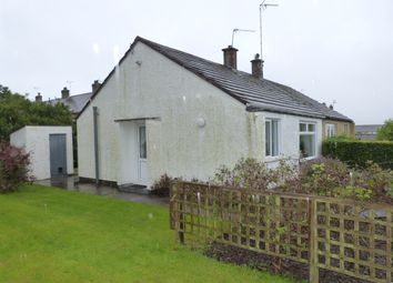 Thumbnail 2 bedroom semi-detached bungalow to rent in Moorgarth, Swarthmoor, Ulverston