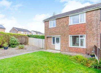 Thumbnail 3 bed semi-detached house for sale in Elm Close, Rishton, Blackburn, Lancashire
