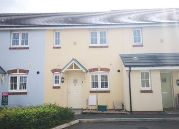 Thumbnail 2 bedroom terraced house to rent in Belfrey Close, Hubberston, Milford Haven