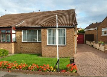 Thumbnail 2 bed semi-detached bungalow for sale in Sherburn Way, Gateshead, Tyne And Wear
