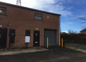 Thumbnail Light industrial to let in Unit 7 Partnership House, Withambrook Park, Grantham