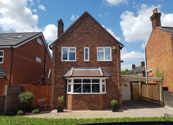 Thumbnail 3 bed detached house for sale in South Walk, North Lane, Aldershot