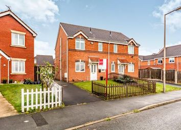Thumbnail 3 bedroom semi-detached house for sale in Rostherne Road, Davenport, Stockport, Cheshire