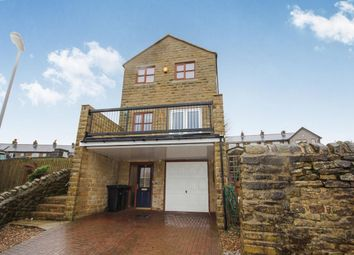 Thumbnail 3 bed detached house for sale in Stone House Fold, Oakworth, Keighley