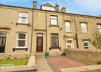Thumbnail 4 bed terraced house for sale in Garden Road, Brighouse, West Yorkshire