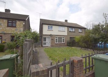 Thumbnail 4 bed semi-detached house for sale in London Road, Grays, Essex