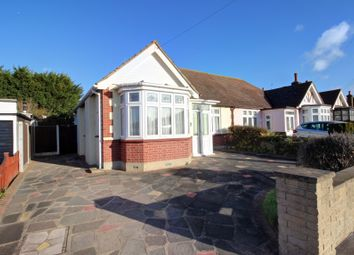 Thumbnail 2 bed bungalow for sale in Melbourne Gardens, Chadwell Heath, Romford