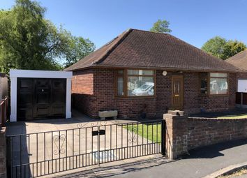 Thumbnail 2 bed bungalow for sale in Bennett Road, Madeley