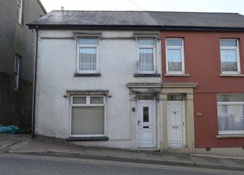 Thumbnail 2 bedroom end terrace house for sale in Twynyrodyn Road, Merthyr Tydfil