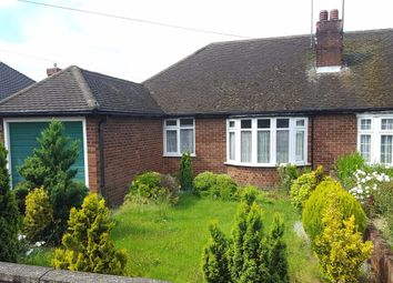 Thumbnail 2 bed bungalow to rent in Finsbury Road, Luton