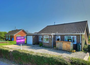 Thumbnail 3 bed detached bungalow for sale in Sneath Road, Great Moulton, Norwich