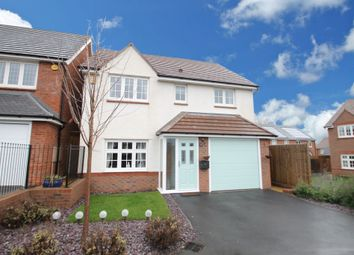 Thumbnail 4 bed detached house for sale in Panama Drive, Atherstone