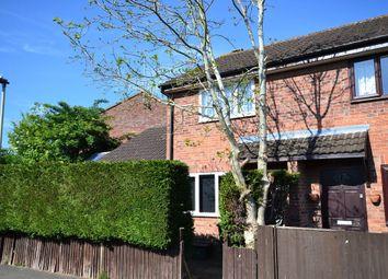 Thumbnail 2 bedroom semi-detached house for sale in Isbourne Road, Cheltenham