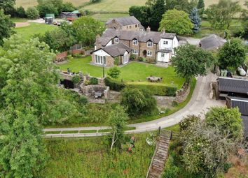 Thumbnail 4 bed detached house for sale in Barlow, Dronfield