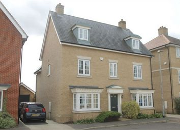 4 bed detached house for sale in Axial Drive, Colchester, Essex CO4