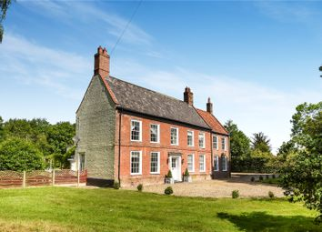 Thumbnail 6 bed detached house for sale in Ipswich Road, Tasburgh, Norwich