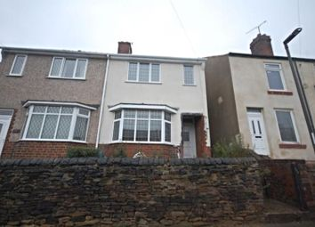 Thumbnail 3 bed semi-detached house to rent in Prospect Road, Chesterfield
