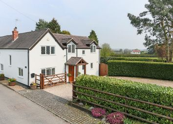Thumbnail 3 bed cottage for sale in Brook Road, Fairfield, Bromsgrove