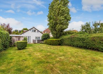 Thumbnail 4 bed detached bungalow for sale in Corbet Road, Ewell, Epsom