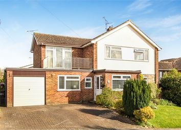 Thumbnail 4 bed detached house for sale in Winwood Drive, Quainton, Buckinghamshire.