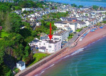 Thumbnail 3 bed flat for sale in Marine Parade, Shaldon, Devon