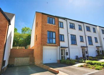 Thumbnail 3 bed end terrace house for sale in Summering Close, Okehampton