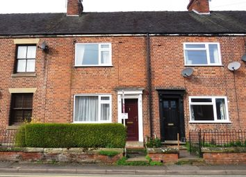 Thumbnail 3 bed terraced house for sale in Park Street, Uttoxeter